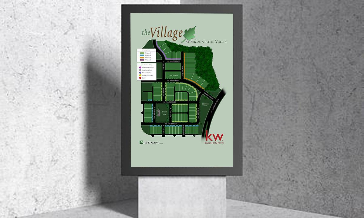 Artist Rendering Portfolio The Village Kansas City Missouri